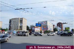 Реклама на экранах - ЦИФРОВОЙ БИЛБОРД на Золотой Ниве
