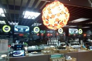 Размещение видеорекламы в кафе и ресторанах