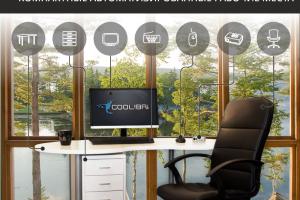 Компактное автоматизированное рабочее место COOLiBRi [кулибри]. Комплект 3